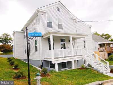 5415 Brenner Street, Capitol Heights, MD 20743 - #: MDPG538426