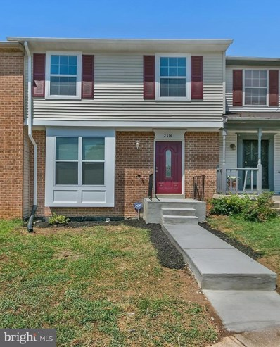 2314 W Rosecroft Village Circle, Oxon Hill, MD 20745 - #: MDPG538494
