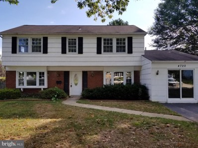 4720 Ramsgate Lane, Bowie, MD 20715 - MLS#: MDPG538586