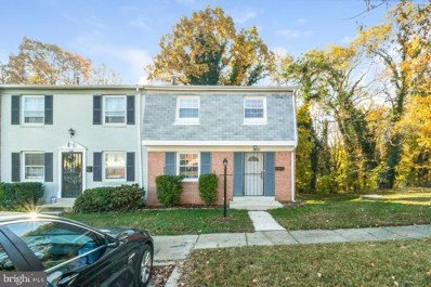 1488 Potomac Heights Drive UNIT 135, Fort Washington, MD 20744 - #: MDPG538840