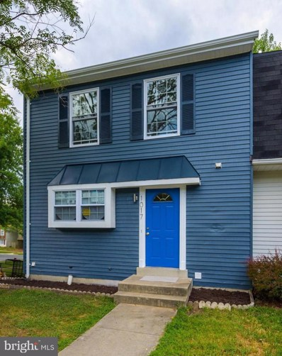 1017 Banister Way, Capitol Heights, MD 20743 - #: MDPG539168