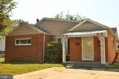 4903 Nicholson Street, Riverdale, MD 20737 - #: MDPG539186