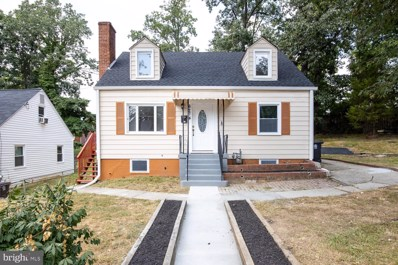 4726 Pard Road, Capitol Heights, MD 20743 - #: MDPG539208
