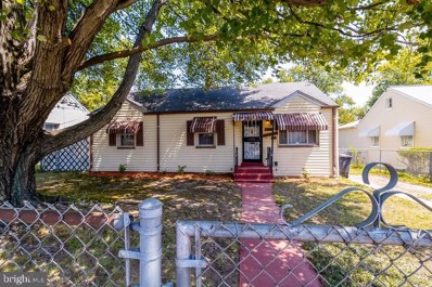 5010 Addison Road, Capitol Heights, MD 20743 - #: MDPG539804