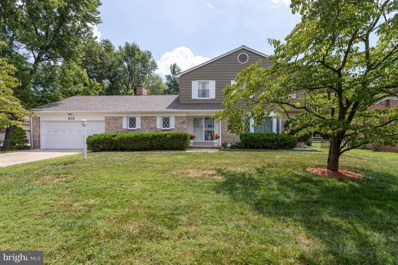 818 Pocahontas Drive, Fort Washington, MD 20744 - #: MDPG539806