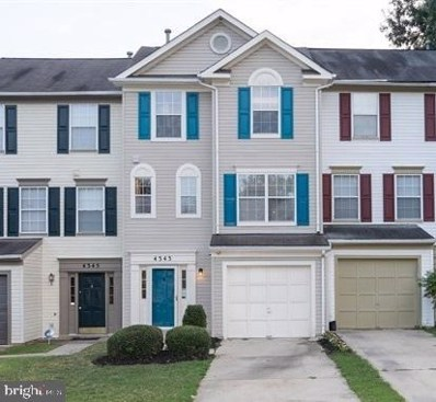 4343 Stockport Way, Upper Marlboro, MD 20772 - #: MDPG539820
