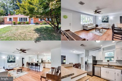 2803 Cricklewood Drive, Fort Washington, MD 20744 - #: MDPG540642