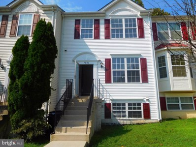 7006 Yellow Amber Court, Capitol Heights, MD 20743 - #: MDPG540962
