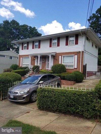 7238 G Street, Capitol Heights, MD 20743 - #: MDPG542010