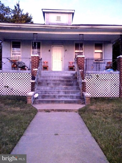 603 62ND Avenue, Fairmount Heights, MD 20743 - #: MDPG542204