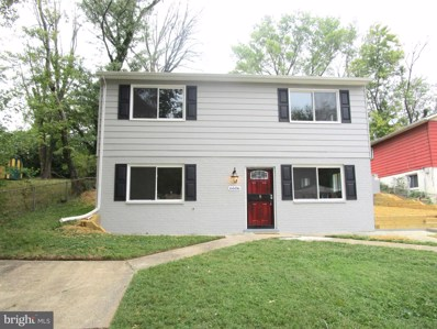 6606 Valley Park Road, Capitol Heights, MD 20743 - #: MDPG542538