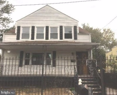606 62ND Place, Capitol Heights, MD 20743 - MLS#: MDPG543304