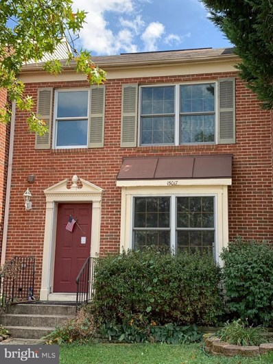 15017 Courtland Place, Laurel, MD 20707 - #: MDPG543484
