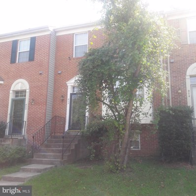 802 Queensdale Court, Capitol Heights, MD 20743 - #: MDPG543836