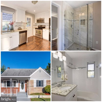 1007 Quietview Drive, Capitol Heights, MD 20743 - #: MDPG544032