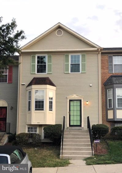 44 Joyceton Way, Upper Marlboro, MD 20774 - #: MDPG544266
