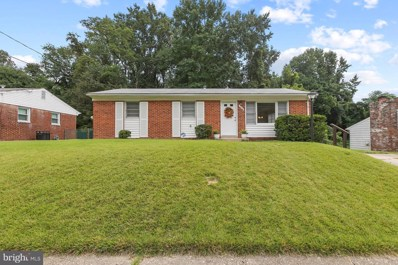 1418 Alberta Drive, District Heights, MD 20747 - #: MDPG545094