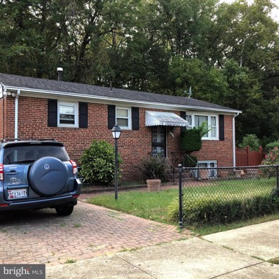 1401 Alberta Drive, District Heights, MD 20747 - #: MDPG545126