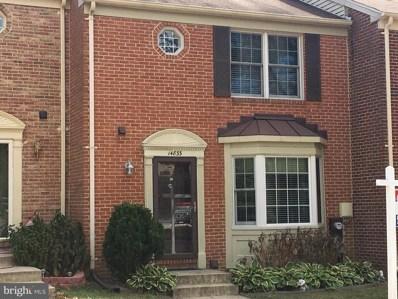 14833 Ashford Place, Laurel, MD 20707 - #: MDPG545356