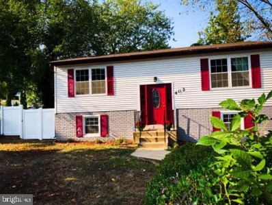 402 71ST Street, Capitol Heights, MD 20743 - #: MDPG546358