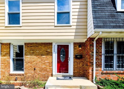 2005 Chadwick Terrace, Temple Hills, MD 20748 - #: MDPG546520