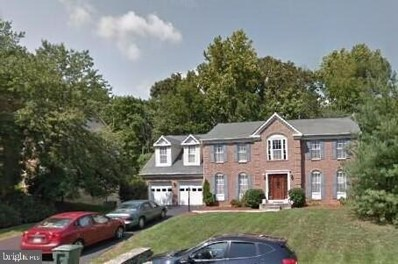 12624 Quaking Branch Court, Bowie, MD 20720 - #: MDPG546584