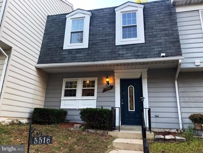 5516 Keyworth Court, Capitol Heights, MD 20743 - #: MDPG547174