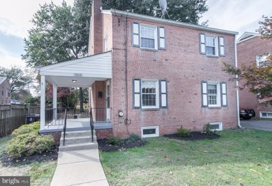 5806 Chillumgate Road, Hyattsville, MD 20782 - #: MDPG547262