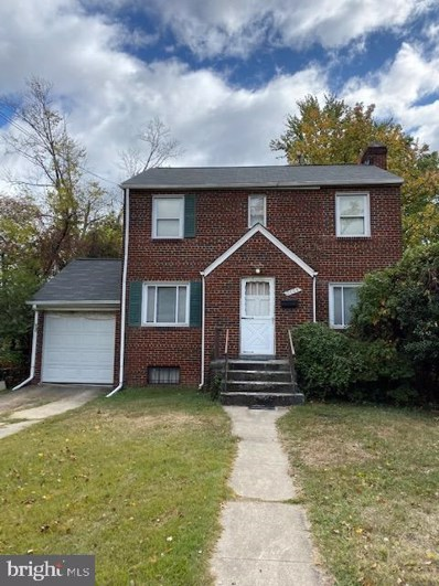 2709 Belleview Avenue, Cheverly, MD 20785 - #: MDPG547964