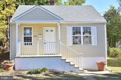 807 57TH Place, Fairmount Heights, MD 20743 - MLS#: MDPG548622