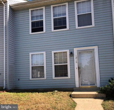 1816 Tulip Avenue, District Heights, MD 20747 - #: MDPG548674