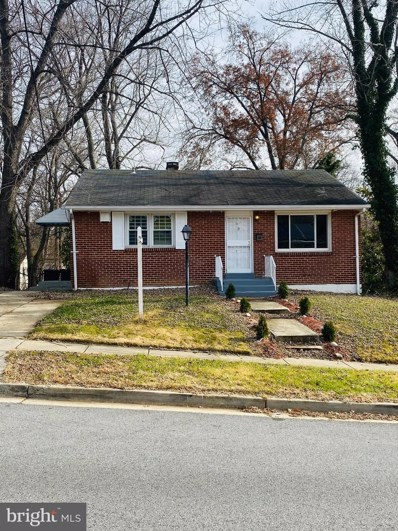 119 E Mill Avenue, Capitol Heights, MD 20743 - #: MDPG548798