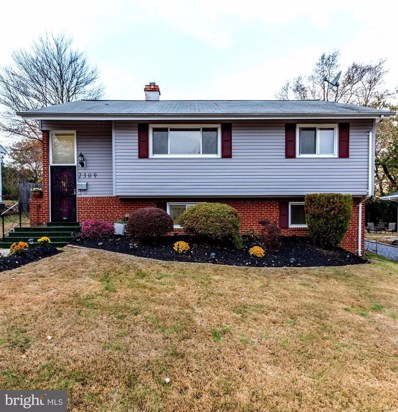 2309 Roslyn Avenue, District Heights, MD 20747 - #: MDPG549278