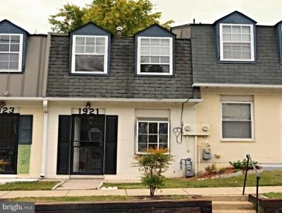 1921 Village Green Drive UNIT V-198, Landover, MD 20785 - MLS#: MDPG549676