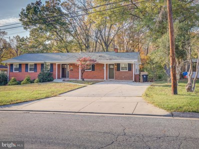 10820 Pleasant Acres Drive, Hyattsville, MD 20783 - #: MDPG550066