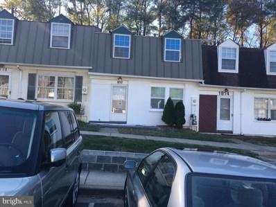 1812 Village Green Drive UNIT D-102, Landover, MD 20785 - #: MDPG550144