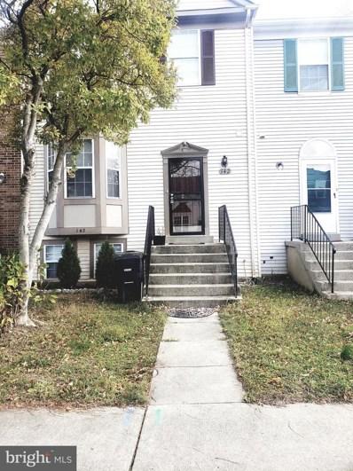 142 Joyceton Terrace, Upper Marlboro, MD 20774 - #: MDPG550232