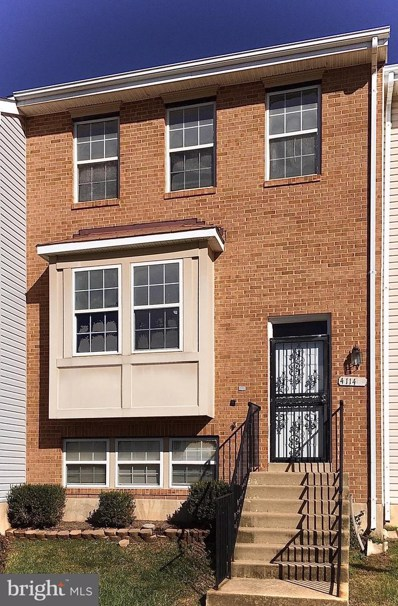 4114 Apple Orchard Court UNIT 7, Suitland, MD 20746 - #: MDPG550292