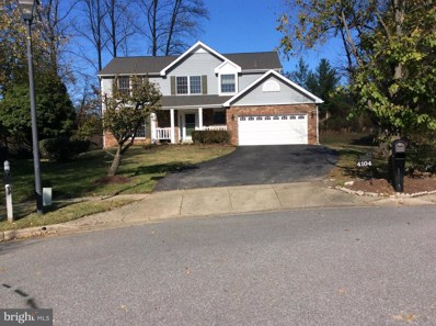 4104 Caribon Court, Bowie, MD 20721 - #: MDPG550468