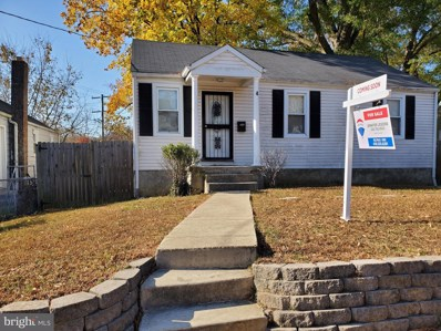 4 Vale Place, Capitol Heights, MD 20743 - #: MDPG550896