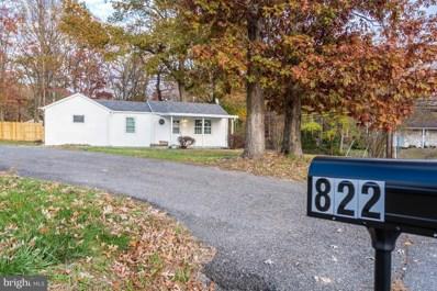 822 Warburton Lane, Fort Washington, MD 20744 - #: MDPG550978