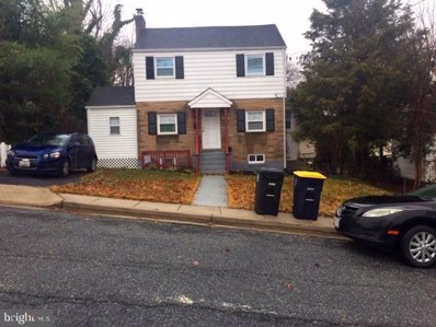 4918 55TH Place, Hyattsville, MD 20781 - MLS#: MDPG552474