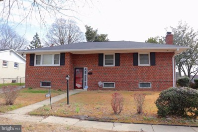 1923 Gaither Street, Temple Hills, MD 20748 - #: MDPG552798