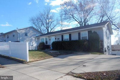 6901 Hastings Drive, Capitol Heights, MD 20743 - #: MDPG553242