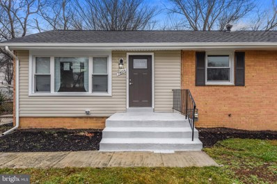 7804 Ashdale Road, Capitol Heights, MD 20743 - #: MDPG553298