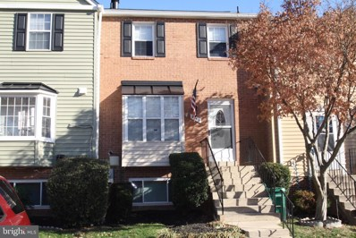 7552 S Arbory Lane UNIT 381, Laurel, MD 20707 - #: MDPG553566