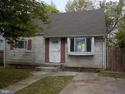 925 Clovis Avenue, Capitol Heights, MD 20743 - #: MDPG553882