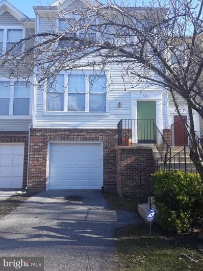 705 Lisle Drive, Bowie, MD 20721 - #: MDPG554120
