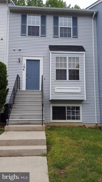 164 Azalea Court UNIT 24-3, Upper Marlboro, MD 20774 - #: MDPG554664