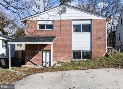 4616 Heath Street, Capitol Heights, MD 20743 - #: MDPG554842